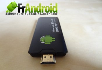 Test de l'Android Mini PC Rikomagic MK802IIIS dual core