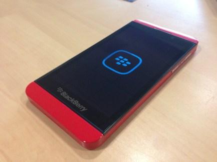 BlackBerry Jam :