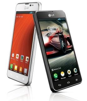LG officialise l'Optimus F5 pour démocratiser la LTE («4G»)