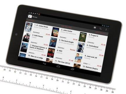 Une Nexus 7 «2″ dotée d'un écran 1080p en préparation ?