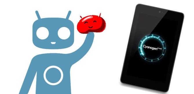 CyanogenMod 10.1, Android 4.2.2 arrive sur la M-Series 2