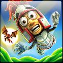 Le jeu Catapult King de Chilingo est arrivé sur le Google Play