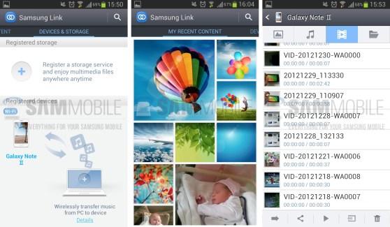 Samsung Link, une autre application du Galaxy S4 est disponible