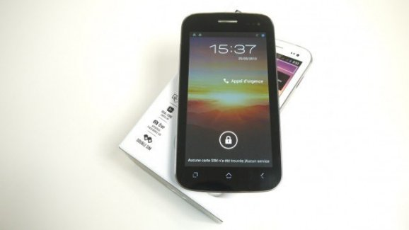 Wiko Cink King : passage à Android 4.1 (Jelly Bean) !