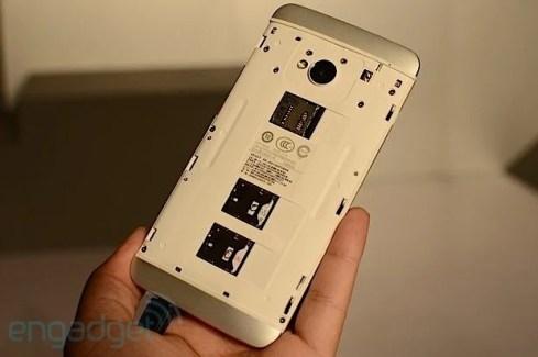 Le modèle chinois du HTC One est officialisé : Double SIM & Micro SD