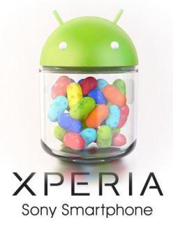 Sony : les Xperia P, Xperia Go et Xperia E Dual passent à Android 4.1