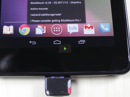 Mini MicroSD Reader, une solution pour les périphériques sans mémoire externe !