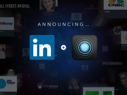 Pulse racheté 90 millions de dollars par LinkedIn