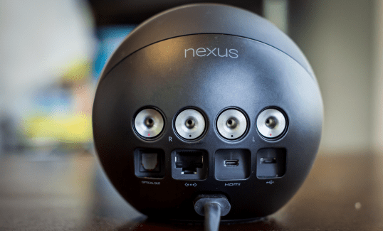 La Nexus Q est complètement abandonnée, aucun support du nouveau Play Music