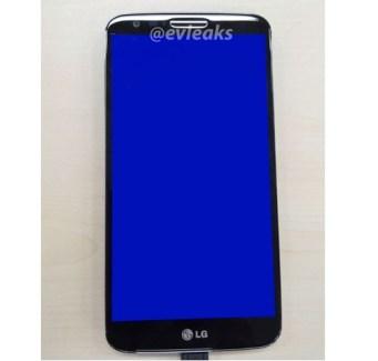 De nouvelles caractéristiques pour le LG Optimus G2 ?