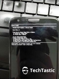 Une autre photo du LG Optimus G2 (LG D801)