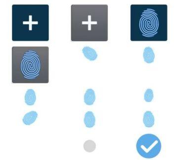 De la reconnaissance d'empreintes digitales sur les prochains smartphones de Samsung ?