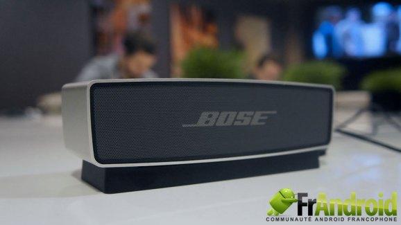 Nouveaux produits Bose : des écouteurs et une mini enceinte aux caractéristiques