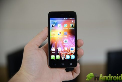 Test du Alcatel One Touch Star