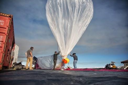 Project Loon : Google et le Cnes vont travailler ensemble sur des ballons stratosphériques
