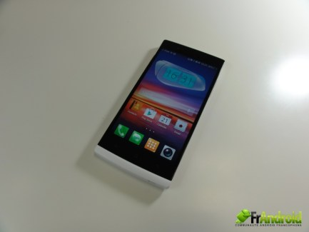 Test du smartphone Oppo Find 5 sur Android