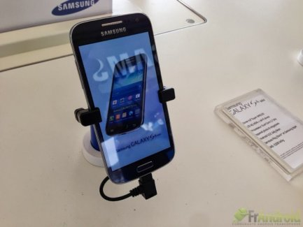 Prise en main du Samsung Galaxy S4 Mini