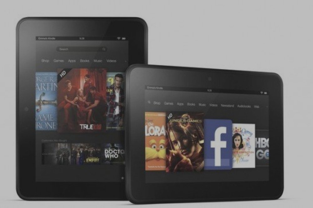 Amazon baisse le prix de la Kindle Fire HD
