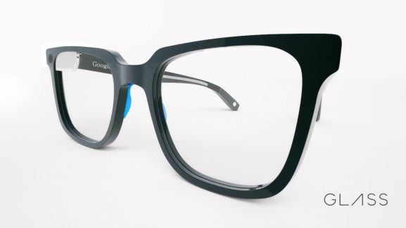 Les Google Glass désormais compatibles avec les lunettes de vue dans leur version 2