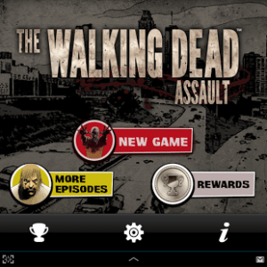 The Walking Dead: Assault, disponible sur le Play Store