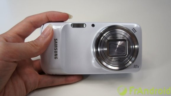 Test du Samsung Galaxy S4 Zoom