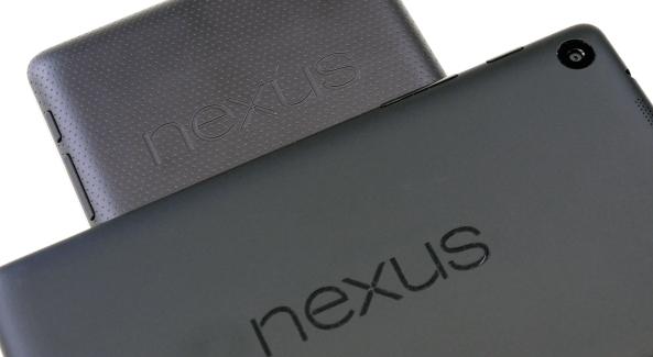 LG et Google pourraient travailler sur une nouvelle Nexus 7
