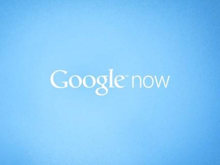 Google Now : bientôt le contrôle vocal du lecteur musical