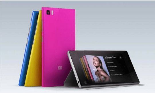 Xiaomi dévoile le MiPhone 3 ainsi qu'une Smart TV sous Android