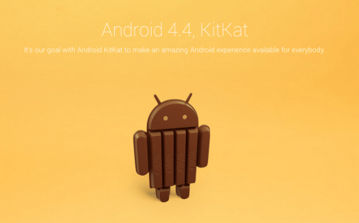 Android 4.4 KitKat : les modifications à apporter aux applications SMS