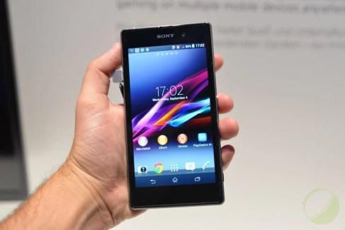 Le Sony Xperia Z1 déjà en précommande en France