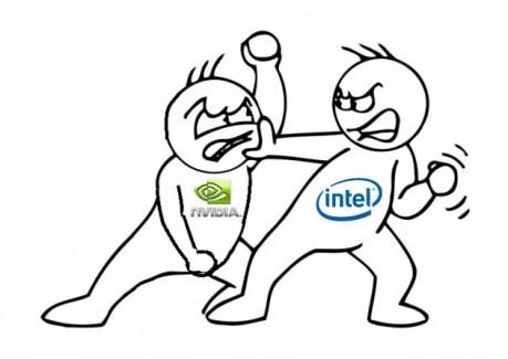 Intel Bay Trail vs. NVIDIA Tegra 4 : des performances proches à une cadence différente
