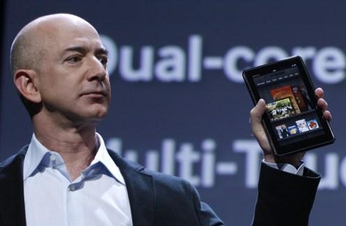 Amazon ne proposera pas de smartphones gratuitement