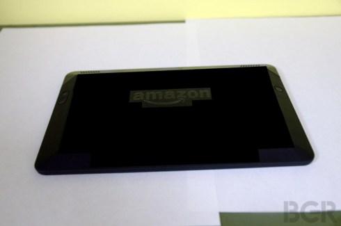 L'Amazon Kindle Fire HD 2 se dévoile en photos