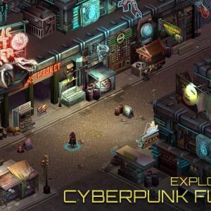 Shadowrun Returns amène l'univers du jeu de rôles sur mobile