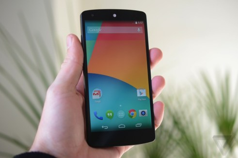 Nexus 5 : revue des premières prises en main