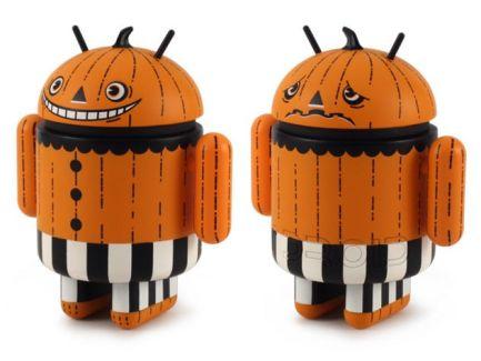Android Collectible : des éditions limitées Halloween en vente le 21 octobre
