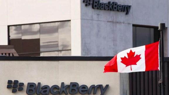 BlackBerry retrouve le moral après la publication de ses derniers résultats financiers
