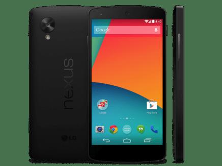 Le Nexus 5, c'est pour le 31 octobre ?