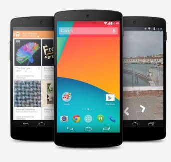 Le Nexus 5 est officiel et disponible en France