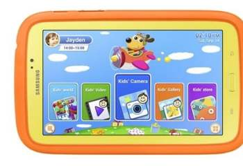 La Samsung Galaxy Tab 3 Kids officiellement lancée en France