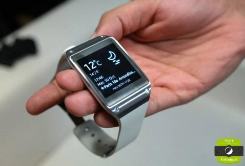 Test de la Samsung Galaxy Gear, vite expédiée !