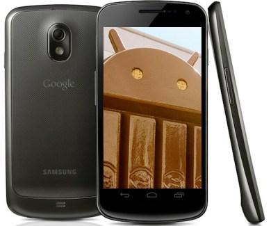 Une pétition pour Android 4.4 KitKat sur le Galaxy Nexus