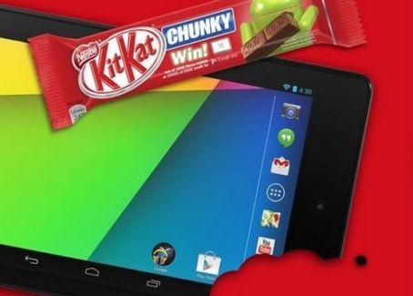 Android 4.4 «KRT16S» arrive aussi sur les Nexus 7 2012/2013 3G/4G