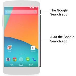 Google Search Home : la fusion de Google Search et Google Experience ?