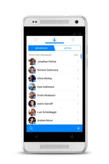 La mise à jour de Facebook Messenger est arrivée !