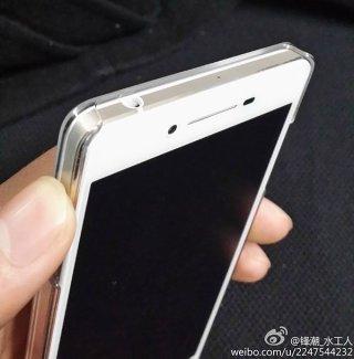 En photo, l'Oppo R1 dévoile quelques caractéristiques et un design soigné