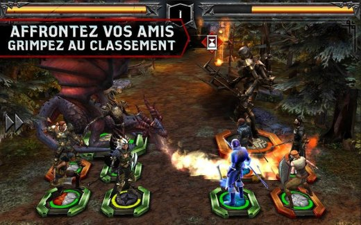 Electronic Arts lance Heroes of Dragon Age sur le Google Play