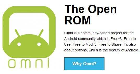 OmniROM : les Nightly Builds arrivent sur 22 terminaux Android