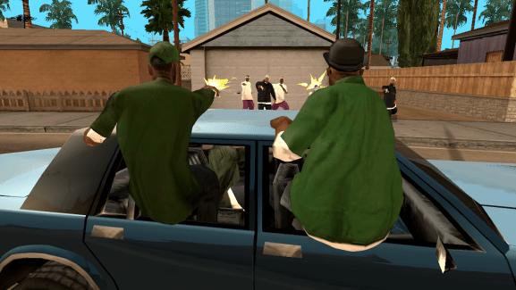 GTA San Andreas est disponible sur le Play Store... enfin !