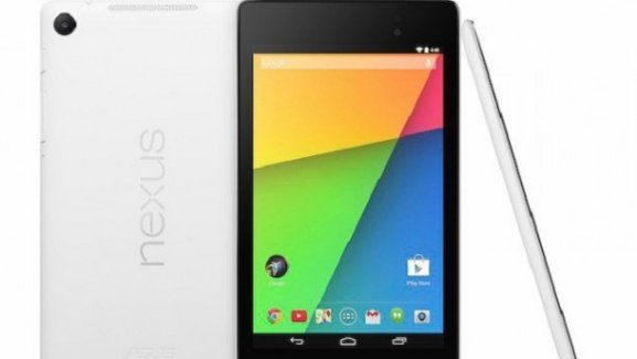 La Nexus 7 s'habille en blanc pour Noël, mais pas chez nous